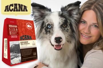 Psí granule Acana patří mezi nejkvalitnější krmivo pro psy. Vyrábí se v Kanadě z výhradně čerstvých surovin se 100% zaručeným původem.