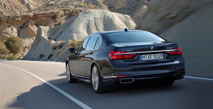 Nové BMW řady 7 – exkluzivní a luxusní zážitek z jízdy