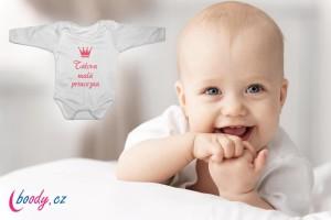 Vtipné body je skvělým dárkem pro miminka!