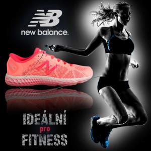 Dámské boty New Balance WX822BF jsou ideální pro fitness.