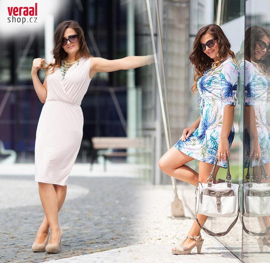 Pro volný čas i jako byznys modely – dámské šaty Veraal Collection využijete při mnoha příležitostech.
