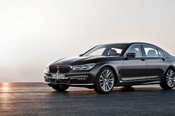 Nové BMW řady 7 – stylový vzhled, sebevědomá dynamika, exkluzivní elegance