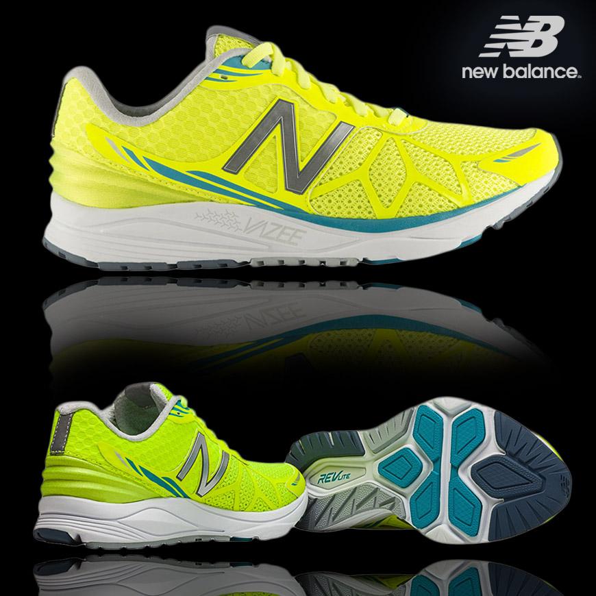 Dámské běžecké boty New Balance Vazee Pace WPACEYB s technologií RevLite.