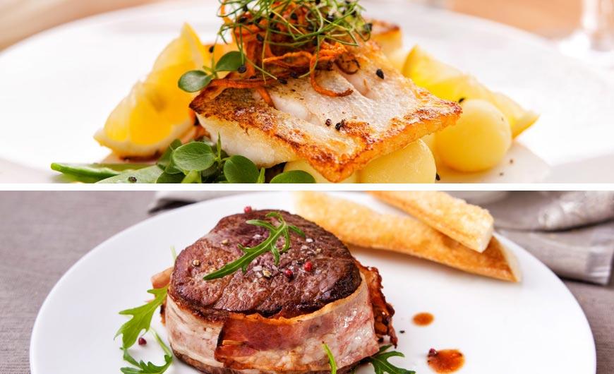 Restaurace Aliter patří mezi nejlepší restaurace na světě a je doporučována prestižním gastronomickým průvodcem Michelin.