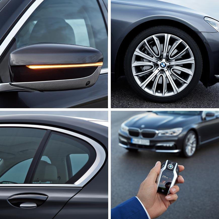 BMW 7 – technický zázrak plný vychytávek