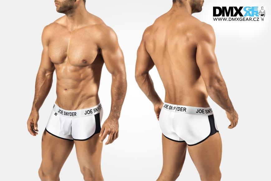 Hitem je pánské spodní prádlo z rychleschnoucího materiálu, které lze používat i jako plavky. Najdete jej v nabídce e-shopu DMXgear.cz.