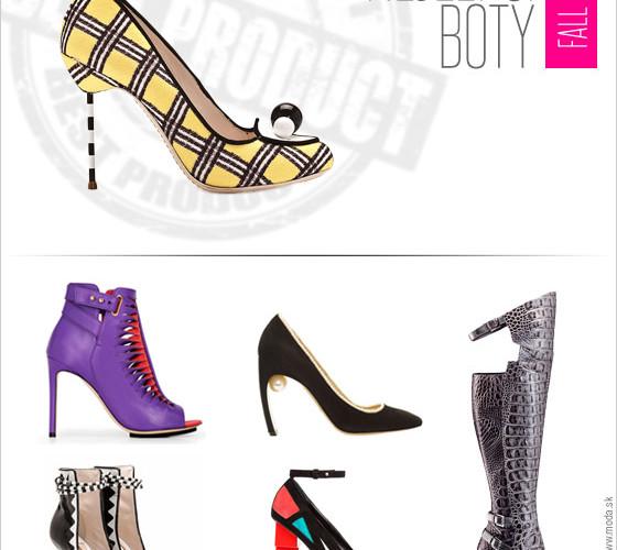 31a3f4543b1 Nejlepší boty z designových kolekcí pro podzim zima 2013 14 (5. díl ...