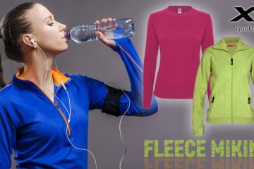 Fleece mikiny jsou revolučním oděvem dnešní doby. Máte je ve svém šatníku?