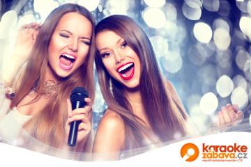 Karaoke zábava potěší každého bez rozdílu věku.