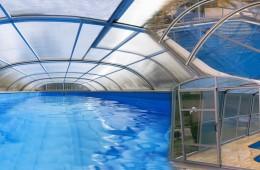 Zastřešení bazénů není přepych, ale nutnost, bez které si rodinné bazény nikdy 100% neužijeme. Minimálně plachta na bazén je naprostá nutnost!