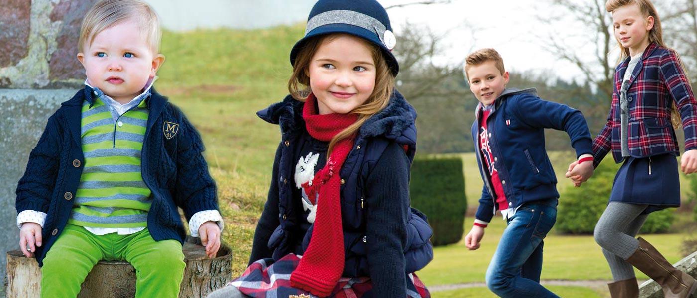 Představujeme stylovou módu pro děti od kultovní značky Mayoral ... 8b60a07452