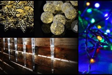 Klasická vánoční atmosféra, bez rozdílu toho, jestli preferujeme tradiční nebo extra moderní výzdobu, potřebuje vždy efektní vánoční osvětlení!