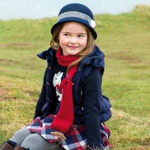Představujeme stylovou módu pro děti od kultovní značky Mayoral