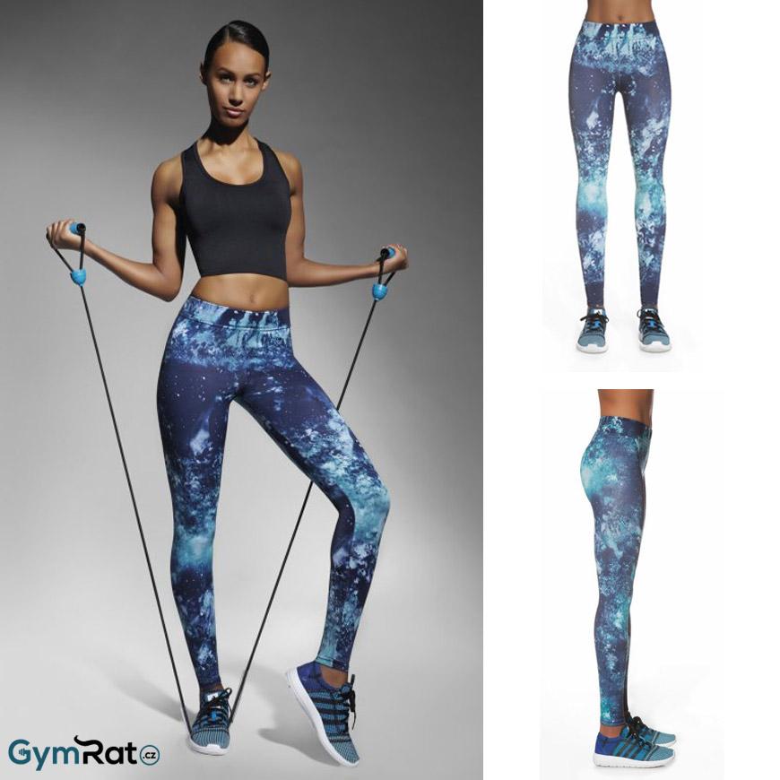 Dobře padnoucí a slušivé fitness legíny jsou základem toho, aby vás cvičení bavilo!