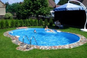 Pořiďte si fóliový, plastový nebo nadzemní bazén!