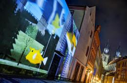 Festival světla nabízí unikátní vizuální zážitek. Prahu rozzářil již podruhé.