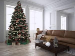 Umělé vánoční stromky jsou dnes k nerozeznání od pravých, šetří přírodu a jsou zcela bezúdržbové.