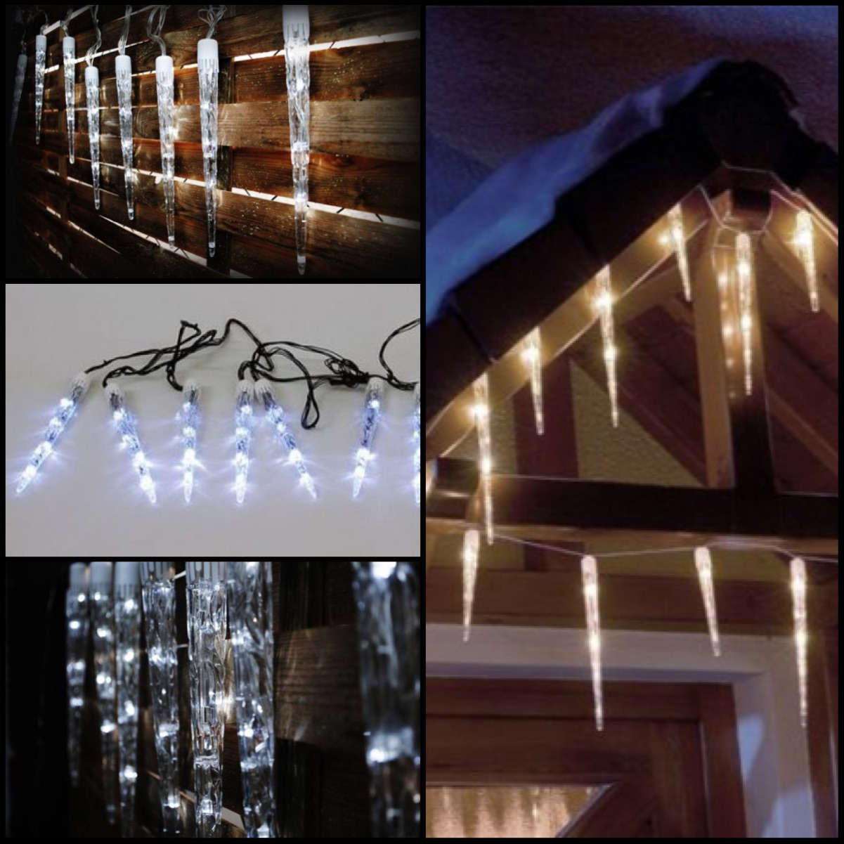 Vánoční osvětlení patří nejen do interiéru. Ozdobit si lze i venkovní stromek nebo celý dům.