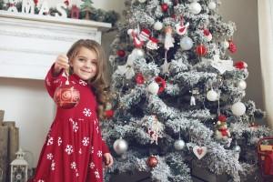 Tradiční barvy Vánoc se vrátily. Vánoční ozdoby vybírejte bílé a červené, nebo je kombinujte se zelenou, zlatou a stříbrnou.