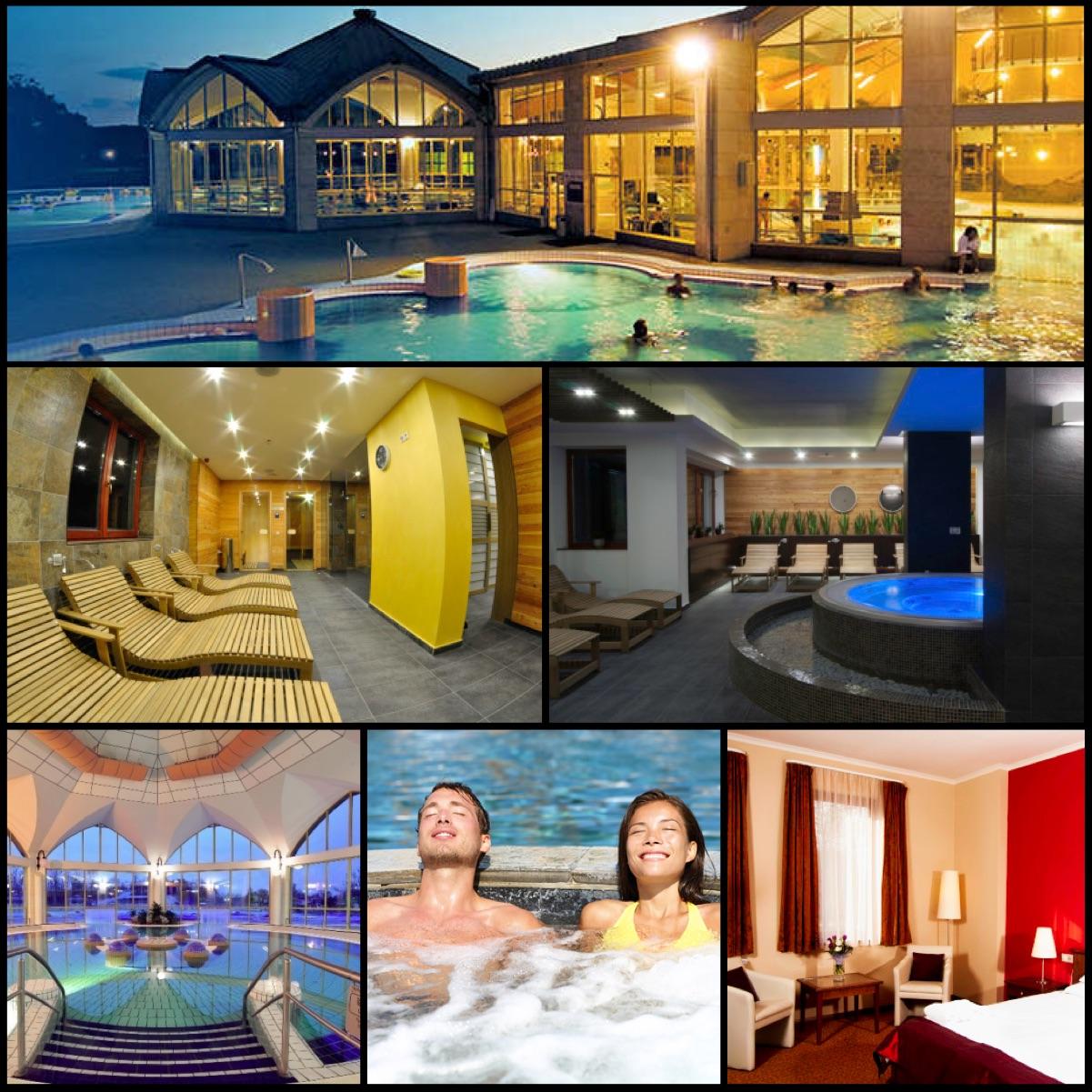 Luxusní wellness pobyt si užijete v maďarském lázeňském městě Sárvár nabízí hotel Bassiana.