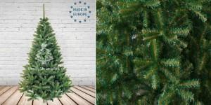 Umělé vánoční stromky – smrk přírodní. (Tento vánoční stromek koupíte v e-shopu Umelystromecek.cz)