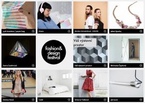 Virtuální galerie módy a designu – Fashion&Design Festival.