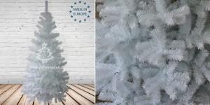 Umělé vánoční stromky – jedle bílá. (Tento vánoční stromek koupíte v e-shopu Umelystromecek.cz)