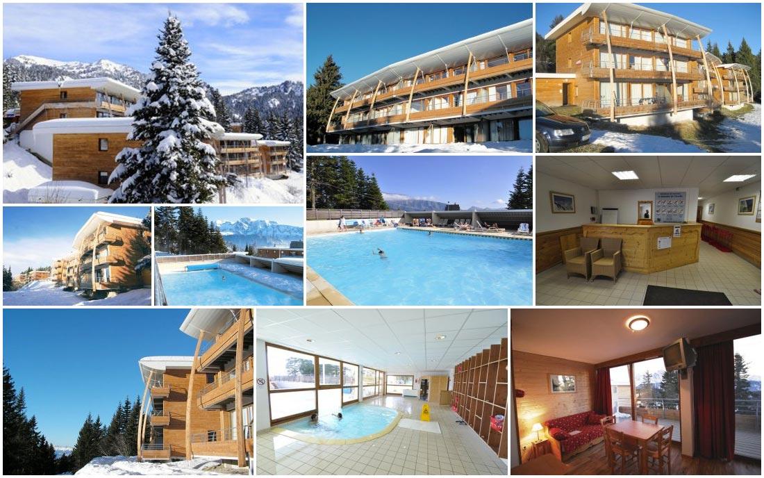 Lyžování ve Francii je spojené s perfektním ubytováním a dobrými cenami. Dopřejte si lyžování ve francouzských Alpách a ubytování v hotelu Residence Domaine de L'Arselle.