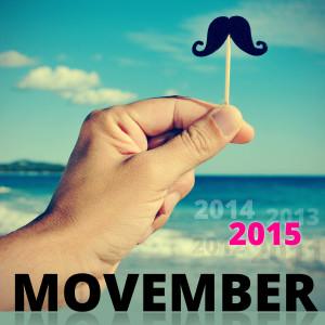 Je tady Movember 2015 – měsíc, kdy rostou kníry a více než obvykle se myslí na mužské zdraví! Zapojte se v Česku do akce Movember a přispějte v boji proti rakovině prostaty, která je nejčastějším nádorovým onemocněním mužů.