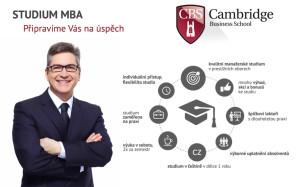 Studium MBA se stává standardem pro prohlubování manažerských dovedností.