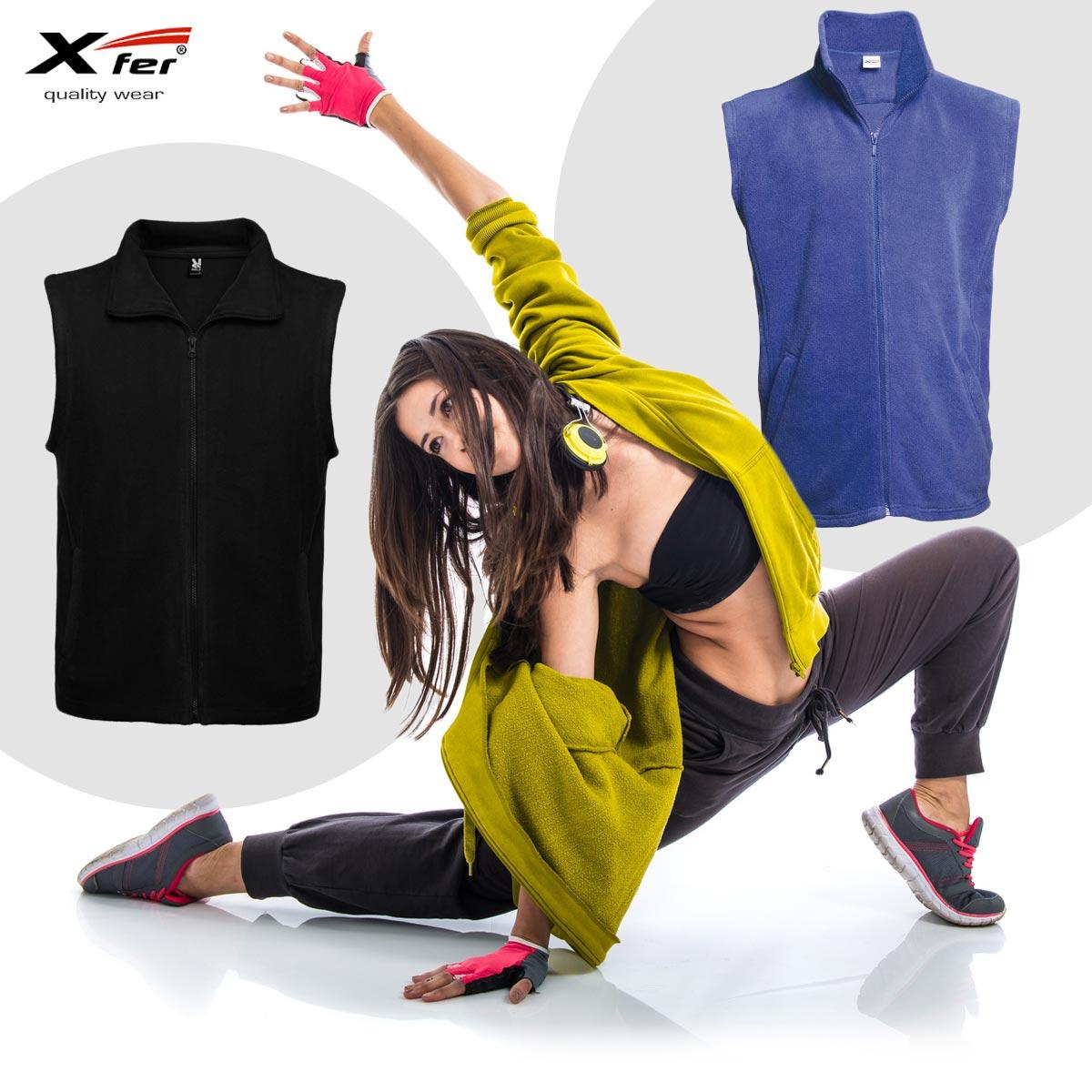 Fleece vesty by rozhodně neměly v šatníků chybět ani jako outdoor vybavení, ani jako pohodlné volnočasové či domácí oblečení.