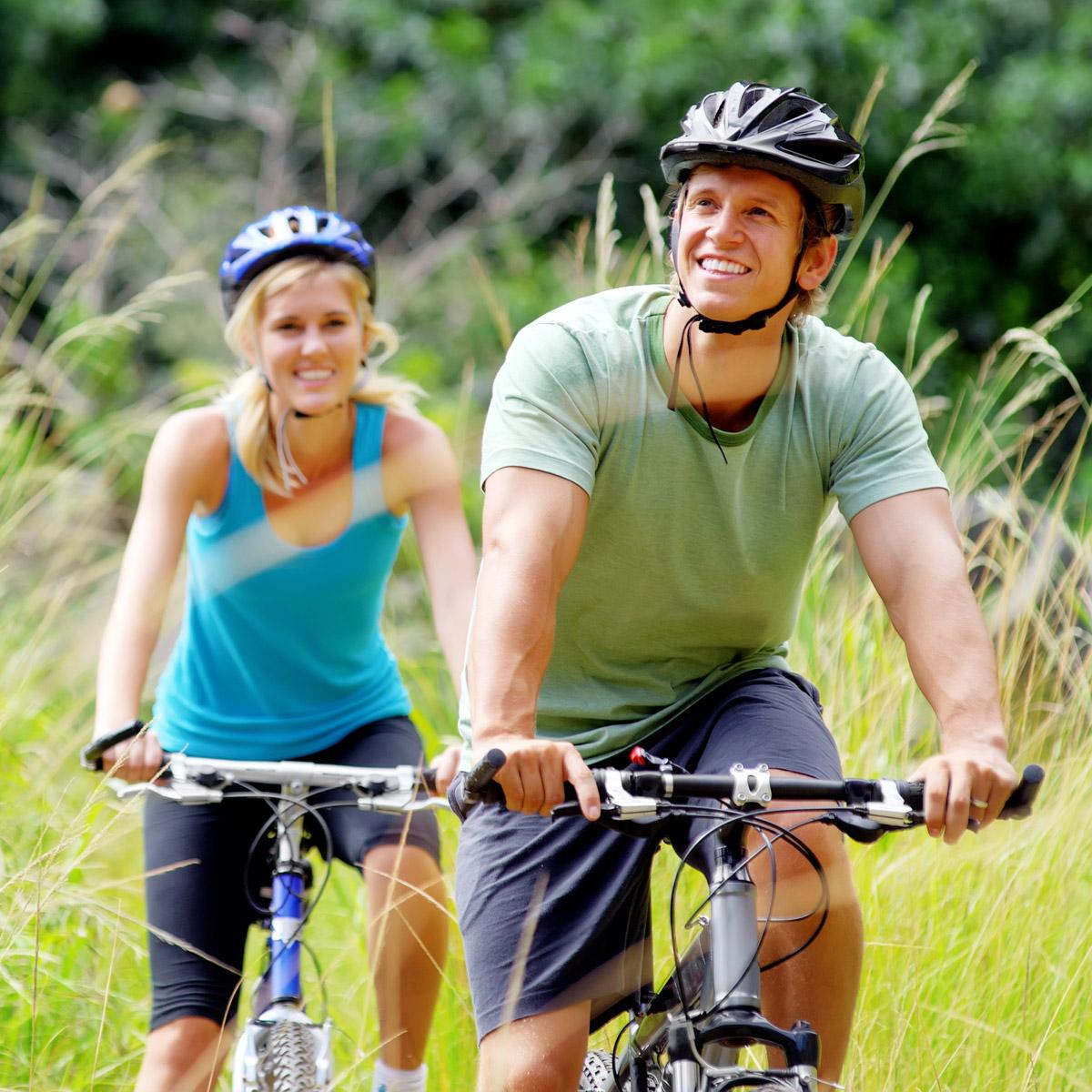 Nádherné ubytování můžete spojit s wellness, ale i s pobytem v přírodě – třeba na kole. Slevomat nabízí zvýhodněné pobyty pro dva.