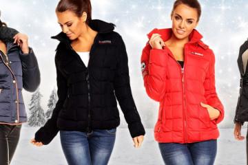Oblečte se teplo a módně! Dámské zimní bundy z Mary-fashion.cz jsou ideálním řešením pro váš šatník: kvalitní móda za dobrou cenu.