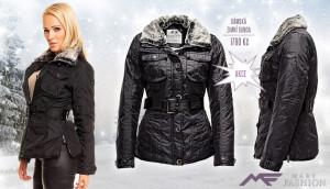 Dámská zimní bunda Sublevel ze sortimentu módního butiku Mary-fashion.cz. (Cena – nyní ve slevě: 1790 Kč)