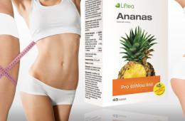 LIFTEA Ananas představuje skvělou trojku pro hubnutí v jednom přípravku. Ananas, divoký pomeranč a zelený čaj – tři složky podporující hubnutí!