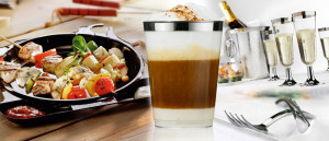 Jednorázové nádobí z plastu, papíru nebo ze dřeva může mít skvělý design za který se nebudete stydět ani na luxusní party.