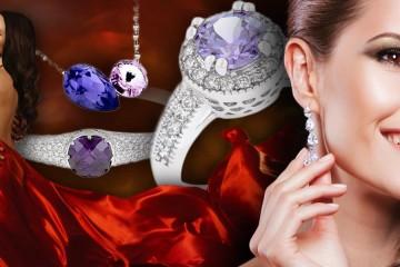 Společenské šaty a lesk šperků patří neoddělitelně k sobě. Umíte ale správně plesové šaty a šperky sladit? K dokonalosti na parketu se to musíte naučit!