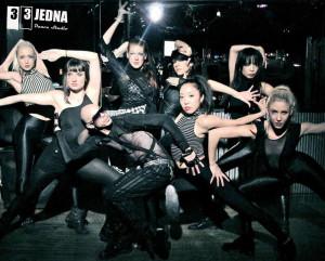 Taneční kurz pro dívky vám naučí, jak vypadá moderní tanec.
