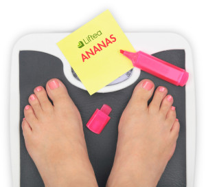 Přípravek LIFTEA Ananas na hubnutí umí zvýšit náš výdej energie, brání ukládání tuků a zlepšuje náš metabolismus.
