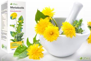 Metabolik od Fiftea nastartuje váš metabolismus a pomůže vám s jarní detoxikací.