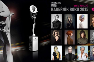 Znáte jména nejlepších českých a slovenských kadeřníků? Napoví vám finalisté soutěže KADEŘNÍK ROKU 2015 – Czech and Slovak Hairdressing Awards.