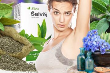 Trápí vás nadměrné pocení? Šalvěj a yzop jsou bylinky, které fungují proti pocení vnitřně a dokonce je můžete užívat i jinak než jen jako bylinkový čaj.