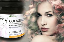 Zastavte stárnutí pomocí pitného programu Liftea Colagenova HA. O omlazení pleti i kloubů se postará kolagen Peptan a kyselina hyaluronová HyaMax.