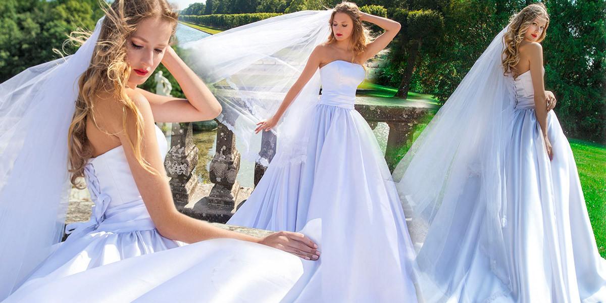 Zoryana Stekhnovych Paris nabízí skvělou půjčovnu autorských svatebních šatů. Nyní je aktuální i výprodej svatebních šatů, kde seženete šaty zlevněné z 20 000 Kč na 2000 Kč.