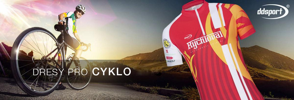 Oblíbené teambuldingové akce na kole i rodinné výlety mohou dostat šmrnc díky cyklodresům od DDsport.
