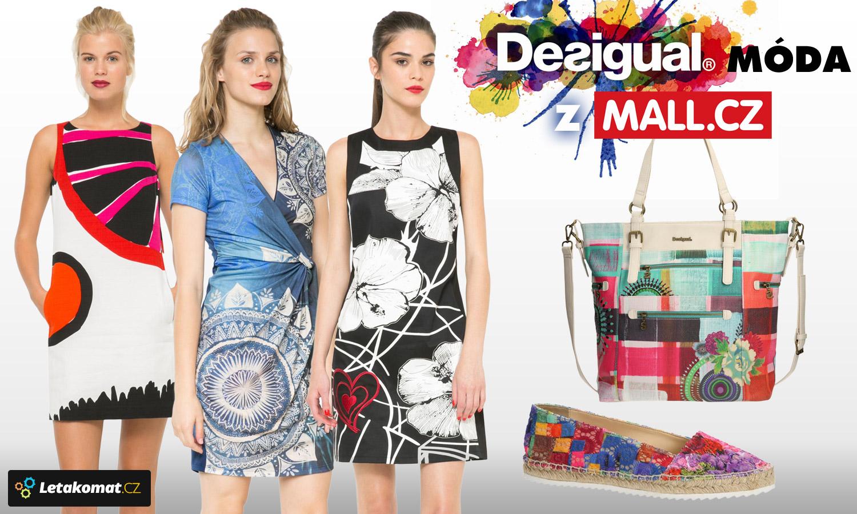 Desigual móda z Mall.cz.