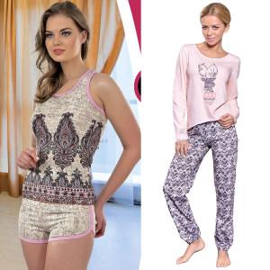 Široký sortiment košilek a pyžam koupíte v e-shopu Pradlo-elegant.cz