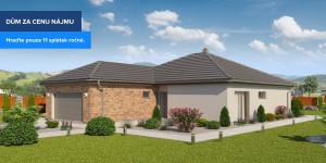 Domy na klíč za cenu nájmu – zděné i dřevostavby nabízí společnost Certifikované zděné domy a dřevostavby na klíč, s.r.o.