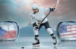 MS v hokeji 2016 se blíží. V nominacích se počítá i s nováčky. (Ilustrační foto)