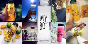 Konečně je tady zdravá láhev pro horké i studené nápoje. Ikonická My Bottle láhev přišla z Japonska a hodí se pro sport i denní pitný režim.